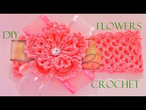 Como hacer diademas - How to make headbands - YouTube