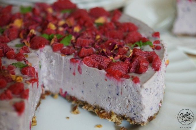 How NOT to make a raw food cheesecake