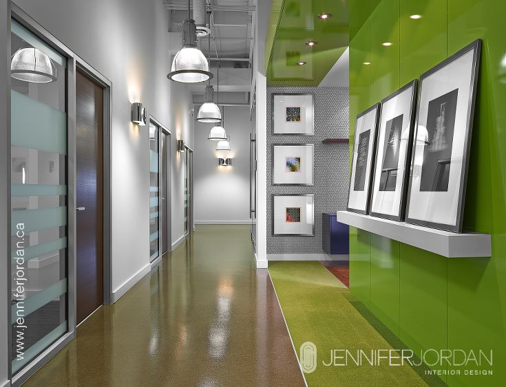 15 best our work offices images on pinterest corporate for Office design kelowna