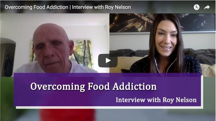 Overcoming Food Addiction  Interview with Roy Nelson, Best-Selling Author and Transformational Speaker