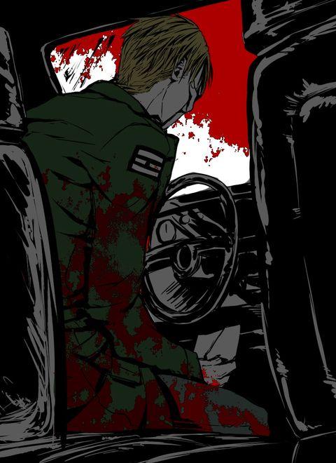 Silent Hill 2 James Sunderland