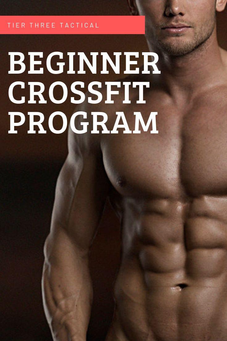 5 Week Functional Fitness Program for Beginners Crossfit