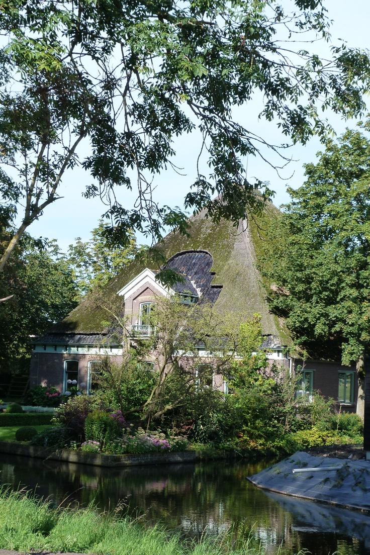 Boerderij in Zwaagdijk-Oost