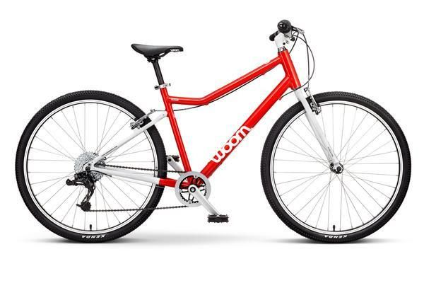 "WOOM 6 | Bicicleta copii 26"" | 10-14 ani | 140-165 cm | 9,2 kg  #Prebike #Kidbike #Kids ##bicycle #WoomBikes #copii #parinti #bicicleta #BicicletaCopii"