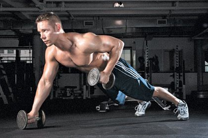 The Functional Workout Routine | Men's Fitness