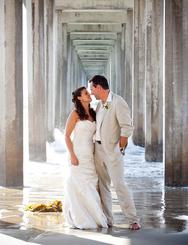 Superb San Diego Style Weddings Scripps Institute of Oceanography Photography by Collin Stumpf Photography