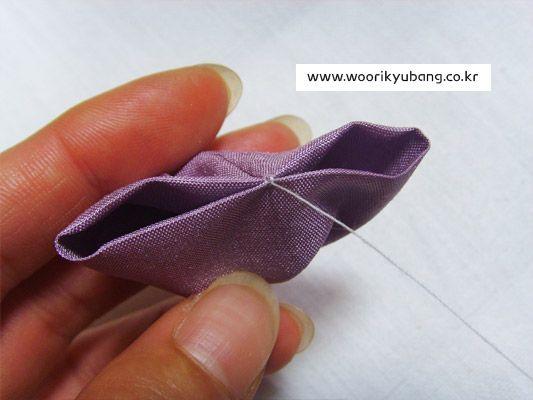 [We zenana - Saguaro how to create a tulip flower. : Naver blog