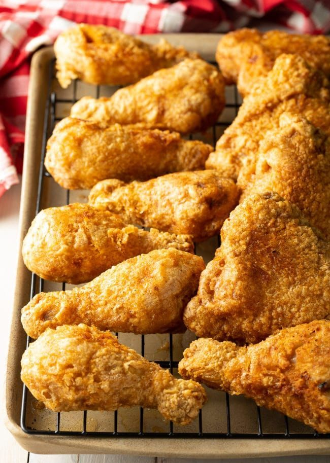 Tavern Fried Chicken Recipe Our Best Fried Chicken Is Made Northern Style Without Butte In 2020 Best Fried Chicken Recipe Fried Chicken Recipes Cooking Fried Chicken