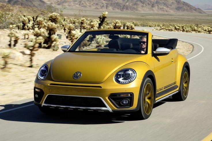 Volkswagen Beetle Dune springt in het diepe | Autonieuws - AutoWeek.nl