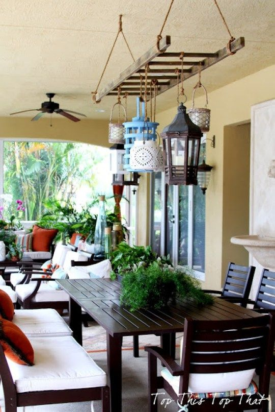 Create the perfect place to entertain outdoors with these amazing ideas to…