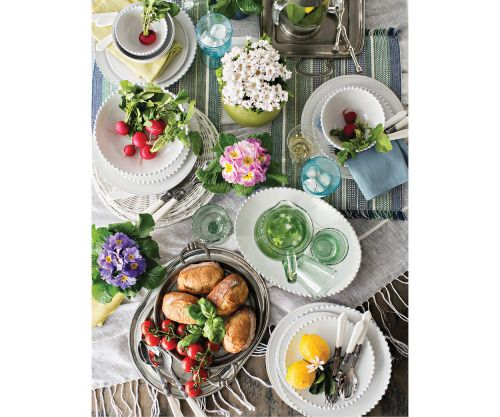 1.Kitchen Setting Collection, from French Country.