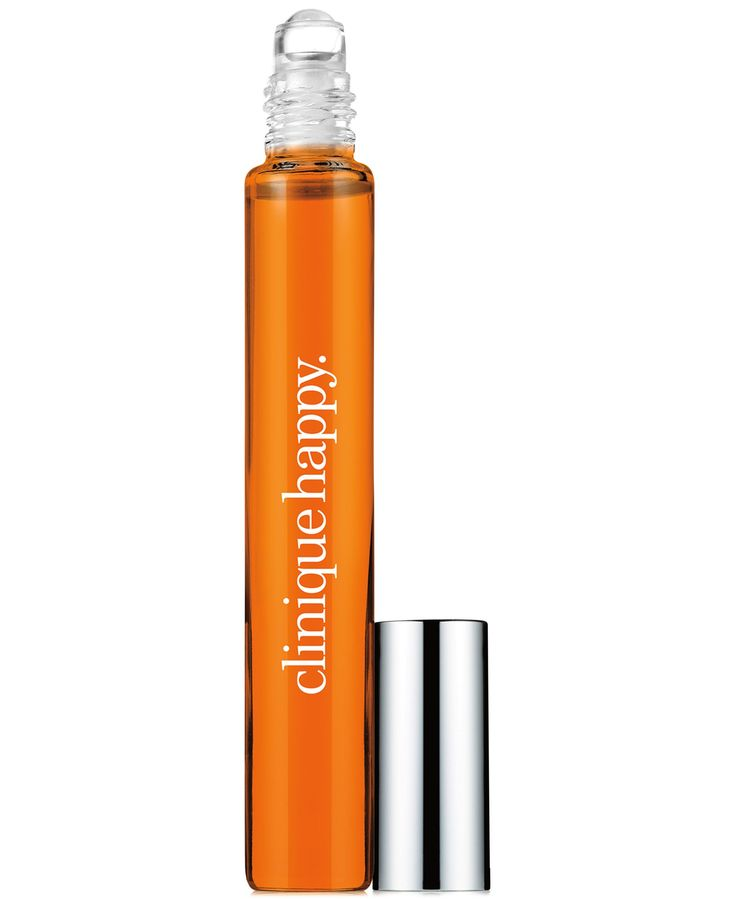 Clinique's best-selling women's fragrance interplays fresh, vibrant notes with soft, sensual ones. Experience it now in a go-anywhere rollerball. | Allergy Tested. 100% Fragrance Free. | Web ID:171702