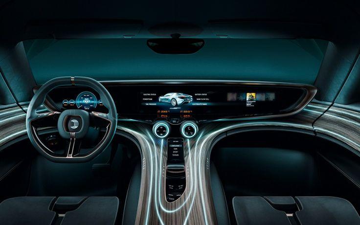 Salone dell'Auto Ginevra - NanoFLOWCELL Quant #ginevra #salonedellauto #NanoFLOWCELL #Quant