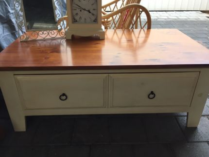 ***SOLD***SOLID WOOD COFFEE TABLE | Coffee Tables | Gumtree Australia Mitcham Area - Clarence Gardens | 1117408573