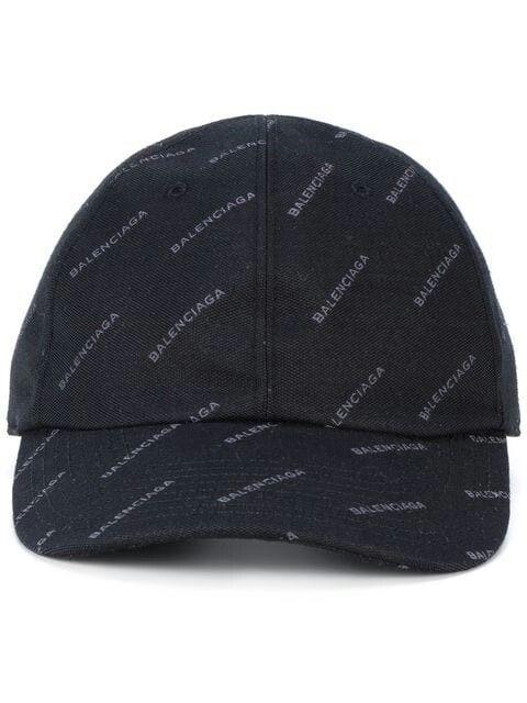 8ca4f8494fde4 BALENCIAGA New Logo cap
