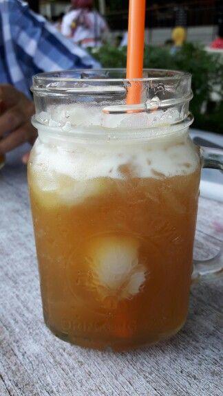Lychee tea @ Cimory Riverside