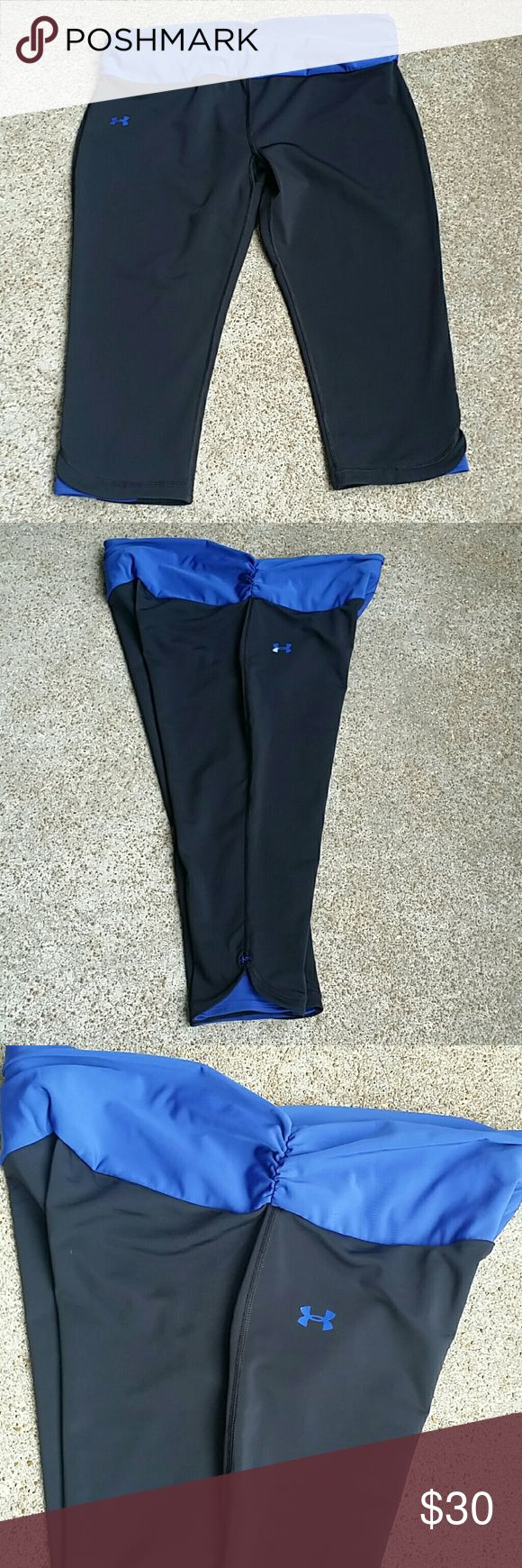 Under Armour Athletic Capris Under Armour Athletic Capris Under Armour Pants Track Pants & Joggers