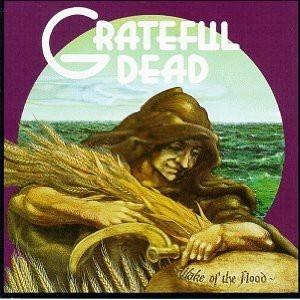 The Grateful Dead album-covers