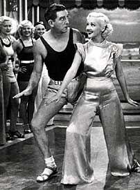 """Gay Divorcee (1934) """"Let's Knock Knees"""""""