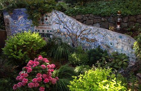 Garden mosaics | OregonLive.com