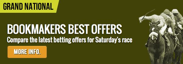 GRAND NATIONAL: Bookmakers latest betting offers & how to use them on the 2016 #GrandNational