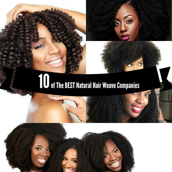 Top 10 Natural Hair Weave and Wig Companies | Curly Nikki | Natural Hair Care
