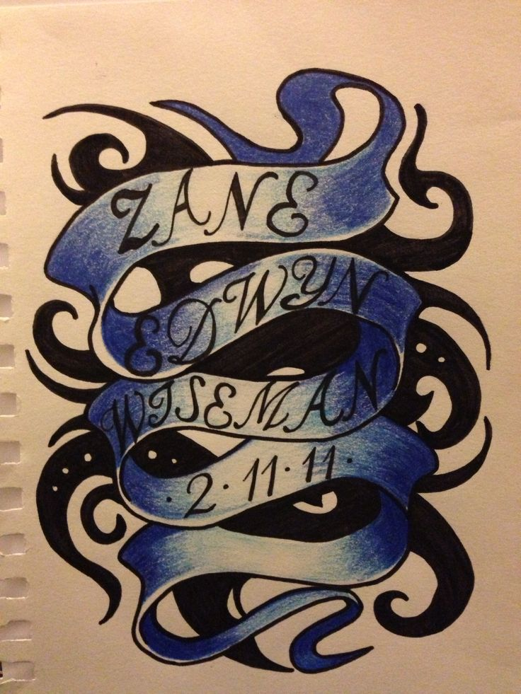 Tattoo Design for my brother #zane #nephew @Lindsay Dillon Dillon Vickridge