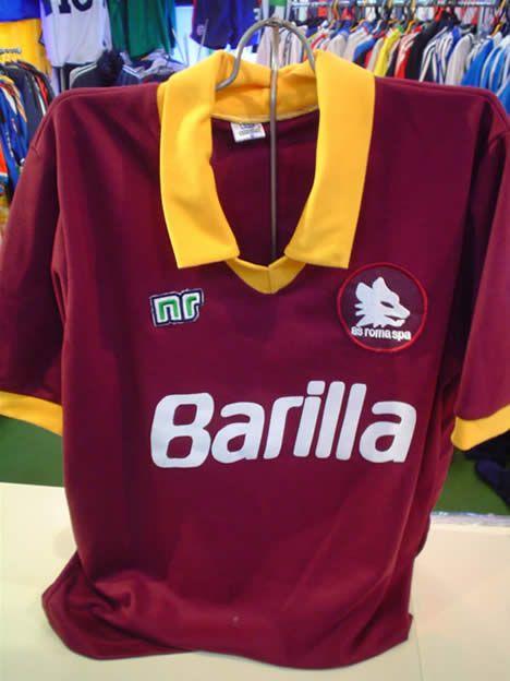 6d33837c1c camisa da Roma - ennerre