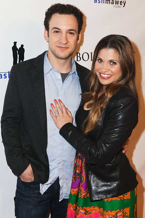 Ben Savage & Danielle Fishel