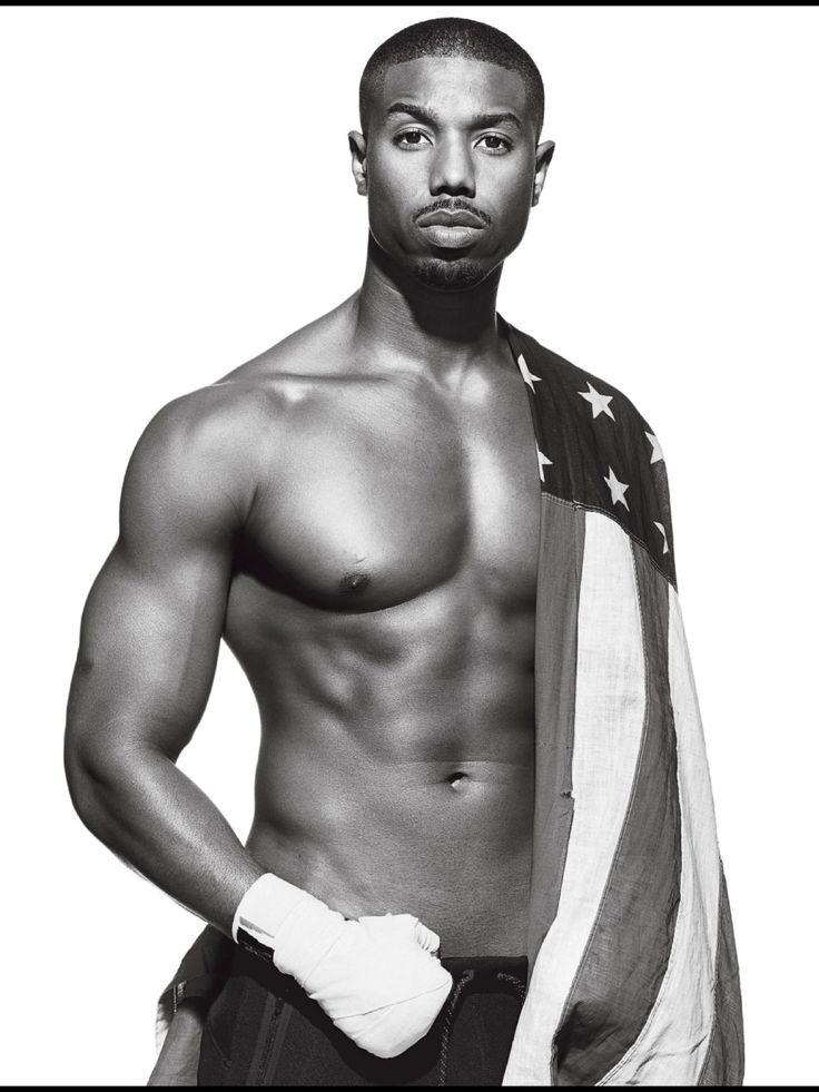 Los músculos de Michael B. Jordan en Creed | Jordans ...