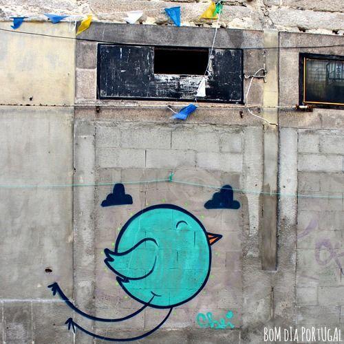 Street Art dans les rues de Porto - Bom Dia Portugal  #streetart #porto #portugal