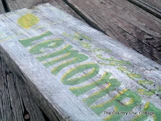 1000 Ideas About Lemonade Sign On Pinterest Lemonade