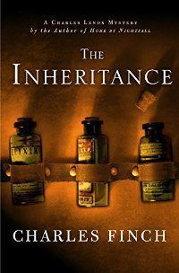 10 new mystery books worth reading, including The Inheritance by Charles Finch.