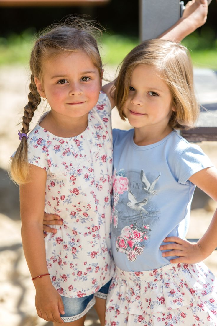 New collections for spring-summer 2017 #kidswear #fashion