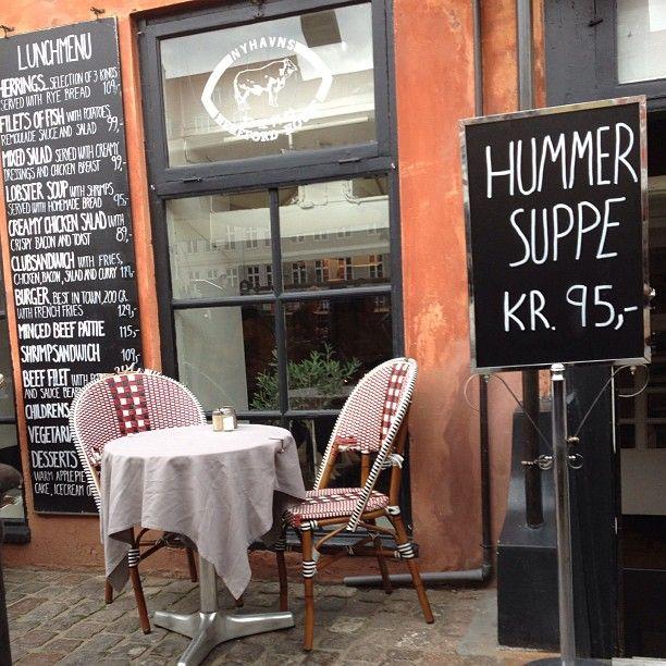 #lunsj #nyhavn #København #copenhagen #herefordhouse #hyggelig #stemning #life #lifeisgood #liveterherlig #mat #food #trivelig #latedager