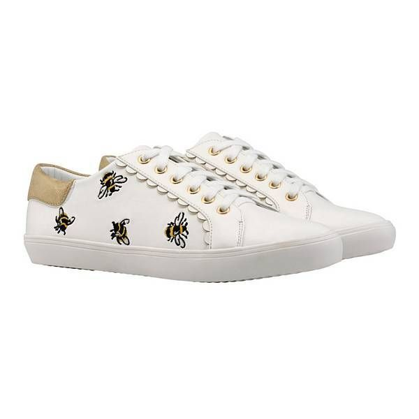 Bumble Bee Embroidered Trainers | Bee