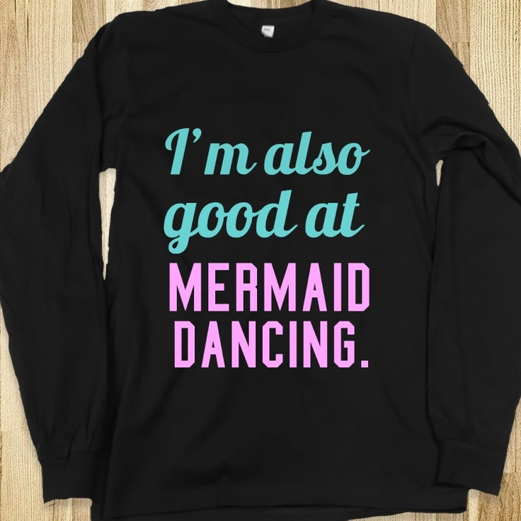 Pitch Perfect: I'm also good at mermaid dancing