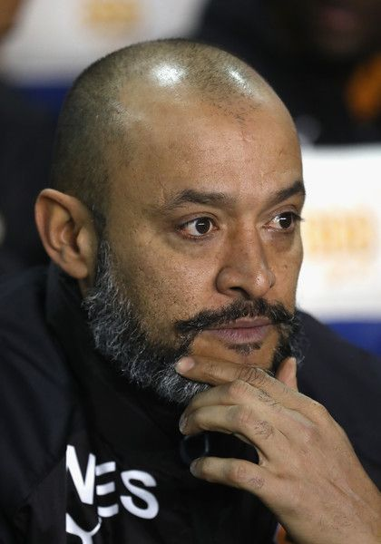 Nuno Espirito Santo Photos - Nuno Espirito Santo, the Wolves manager looks on during the Sky Bet Championship match between Birmingham City and Wolverhampton Wanderers at St Andrews on December 4, 2017 in Birmingham, England. - Birmingham City v Wolverhampton Wanderers - Sky Bet Championship
