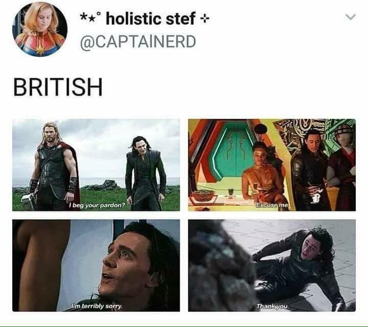 Loki. Thor Ragnarok. Marvel
