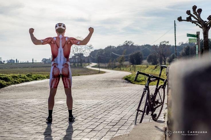 https://flic.kr/p/QyBm7k | cycling power | Photo by Jordi Carruana model: Arnau M. cycling kit: muscleskinsuit.com