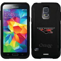 Texas Tech University Red Raiders design on a Black OtterBox Commuter Series Case for Samsung Galaxy S5 //  Description This Otterbox Commuter Series case is compatible with the Samsung Galaxy S5. This design is officially licensed artwork from Texas Tech