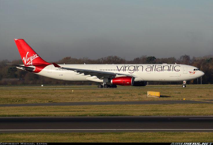 Virgin Atlantic Airbus A330-343X @MAN