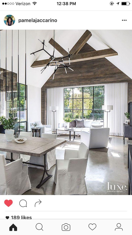 Bright living area #diningroom #livingroom