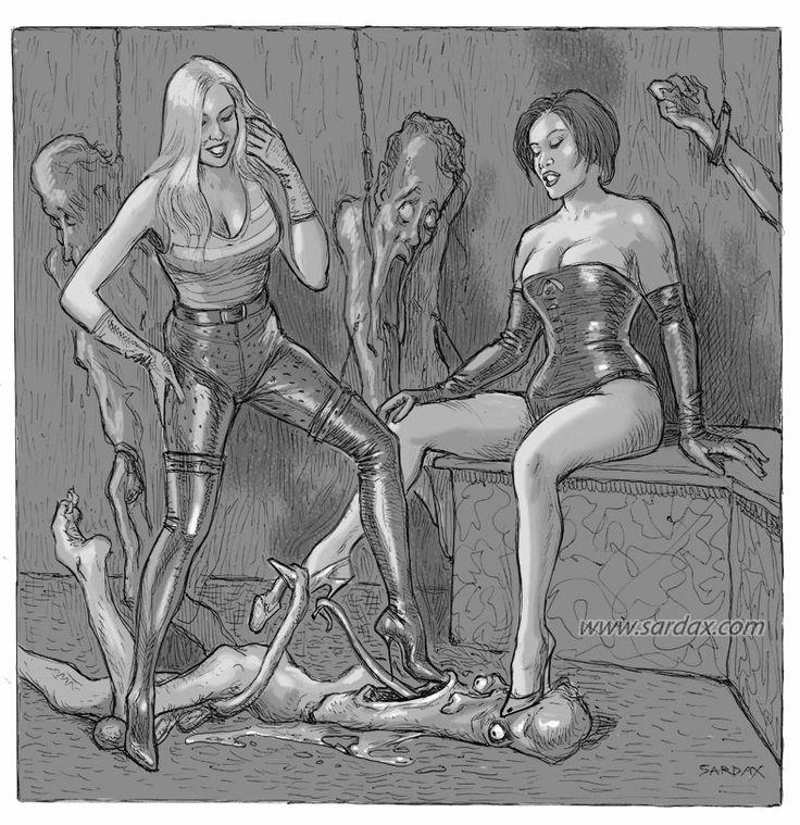 Domiant Women Sex Stories 113