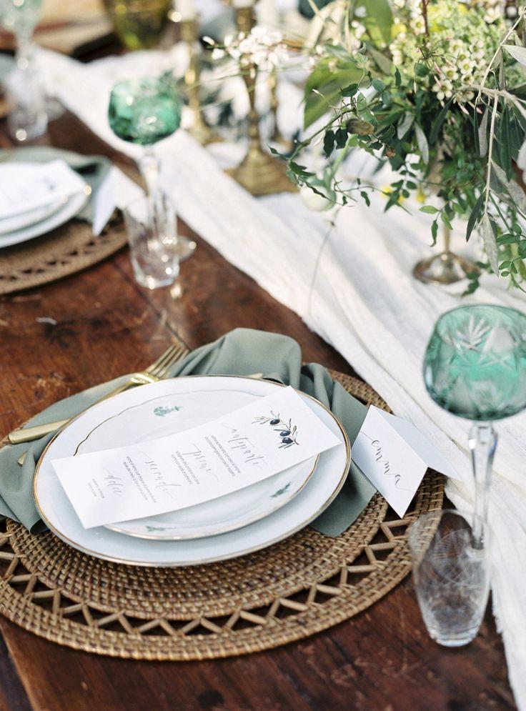 Read More on SMP: http://www.stylemepretty.com/destination-weddings/2015/06/17/rustic-elegant-tuscan-wedding-inspiration/