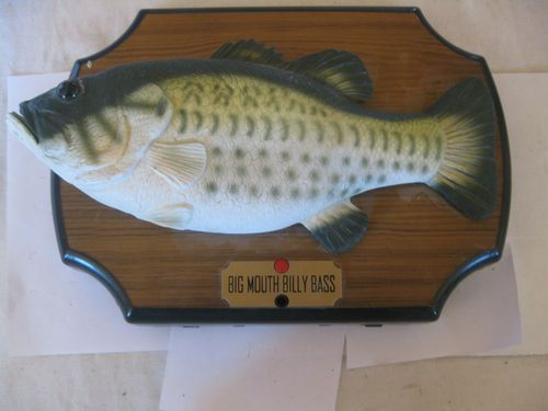 375 best images about totalhodgepodge sold on pinterest for Billy bass fish