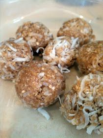The Fat Free Queen: Healthy Snack/Dessert For The Kids