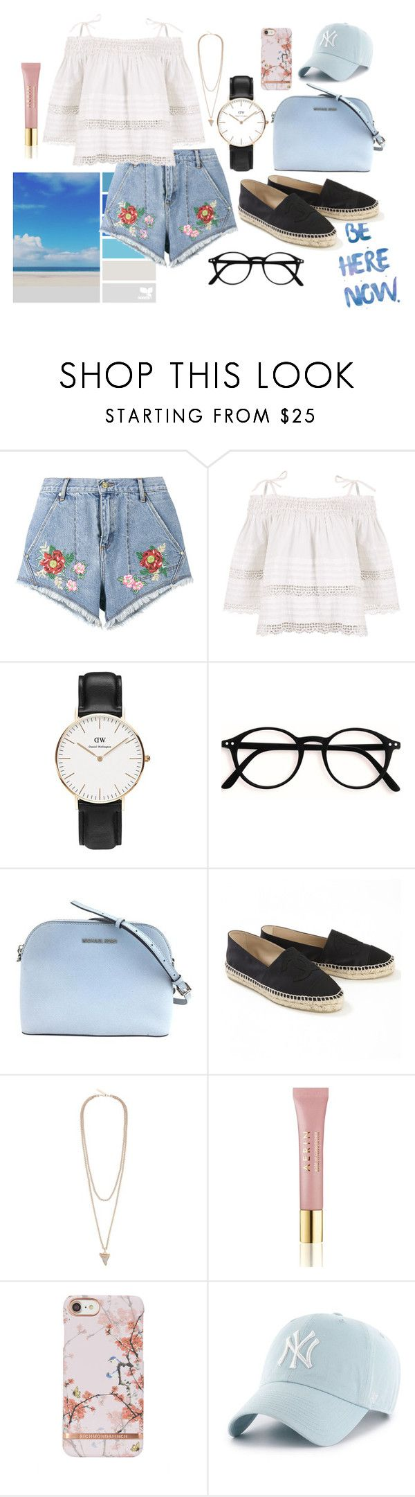"""""""17.21"""" by nicaa on Polyvore featuring moda, House of Holland, Chanel, Givenchy, AERIN e '47 Brand"""