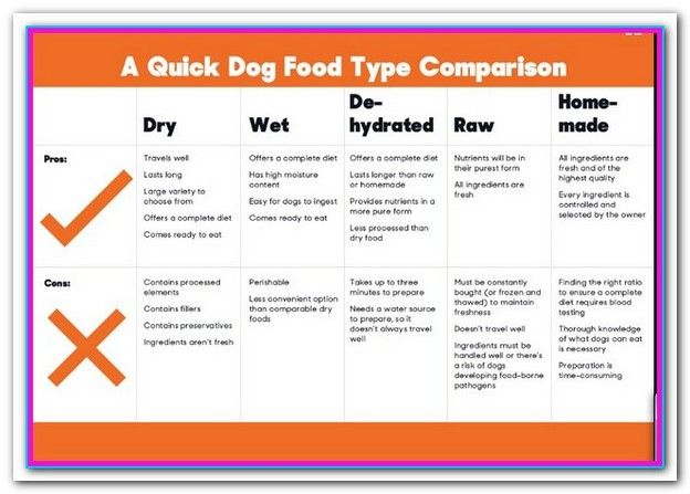 Best Dog Food Comparison Uk Dog Food Recipes Best Dog Food