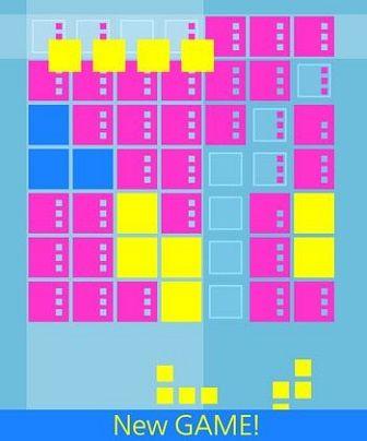 Das Spiel Tetris